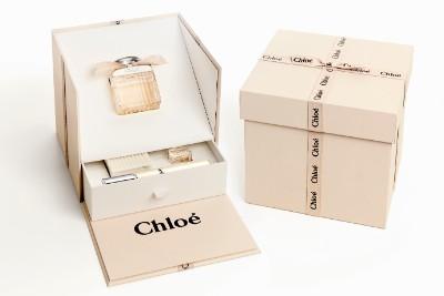 Chloé聖誕香氛禮盒