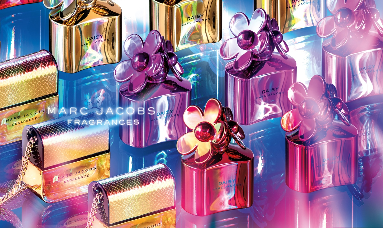 Marc Jacobs霓虹香氛派對